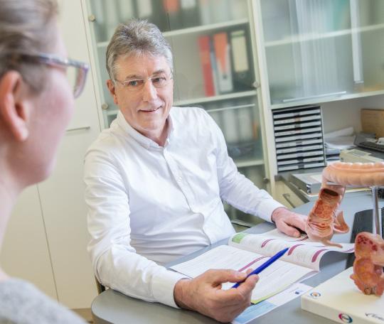 Gastroenterologie, Markdorf, Gemeinschaftspraxis Markdorf