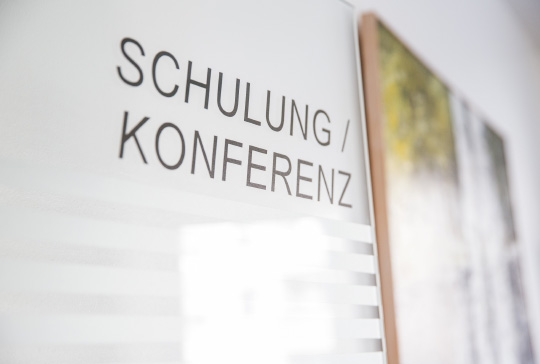 Schulungen, Gemeinschaftspraxis Markdorf